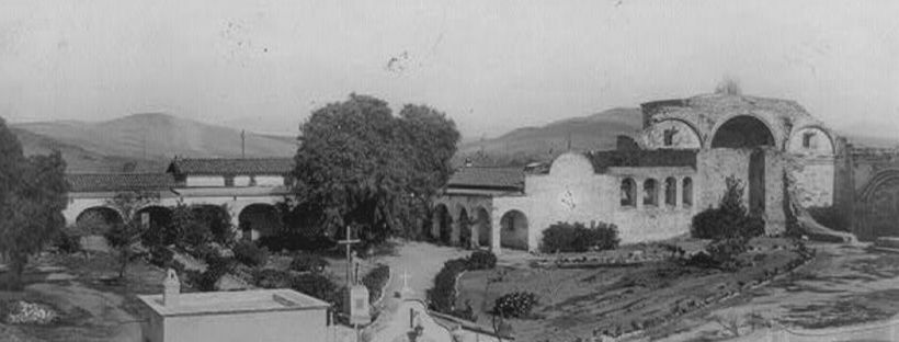 Early Southern California History (1769-1800)