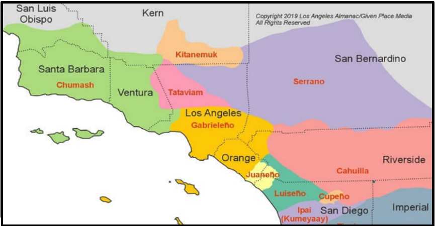 The Native Roots Of Southern Californians Indigenous Mexico