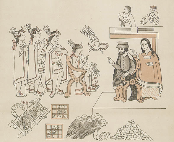 Indigenous Tlaxcala: The Allies of the Spaniards