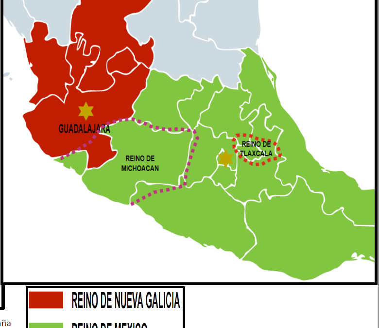 The Indigenous History of Jalisco, Zacatecas, Guanajuato and Michoacán