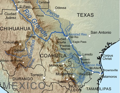 The Indigenous Groups Along the Lower Rio Grande